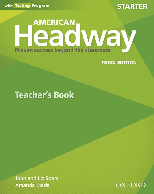 American Headway: Third Edition Starter | Teacher's Book