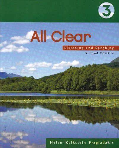All Clear 3   Text