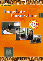 Immediate Conversations 1 | Book