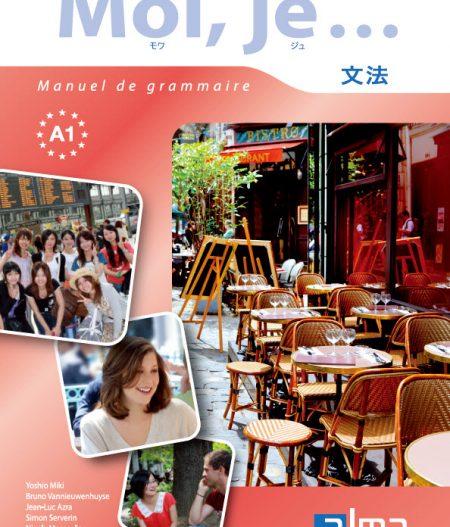 Moi je… Grammaire   Book