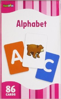 Alphabet| Flash Cards
