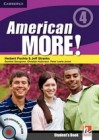 American More! 4 | Workbook with Audio CD