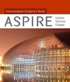 Aspire - Intermediate | Student Book with DVD