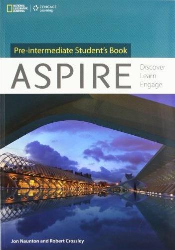 Aspire - Pre-intermediate   Workbook with Audio CD