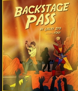 Backstage Pass | Reader