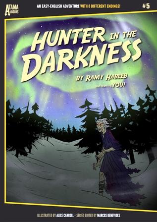 Hunter in the Darkness   Reader