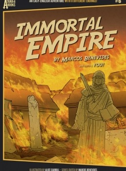 Immortal Empire | Reader