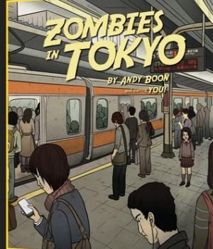 Zombies in Tokyo   Reader