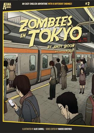 Zombies in Tokyo | Reader