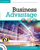 Business Advantage Intermediate | Personal Study Book with Audio CD