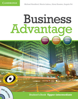 Business Advantage Upper Intermediate | Personal Study Book with Audio CD