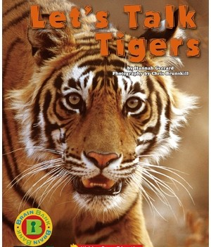 Let's Talk Tigers | Book with CD