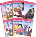 Building Blocks Library Level 1 | Library with CD (10 titles)