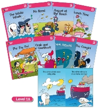 Building Blocks Library Level 1A | Library with CD (8 titles)