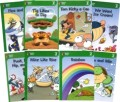 Building Blocks Library Level 2 | Library with CD (8 titles)