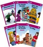 Building Blocks Library Level 5 | Library with CD (6 titles)