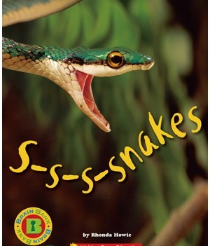 S-s-s-snakes | Book with CD