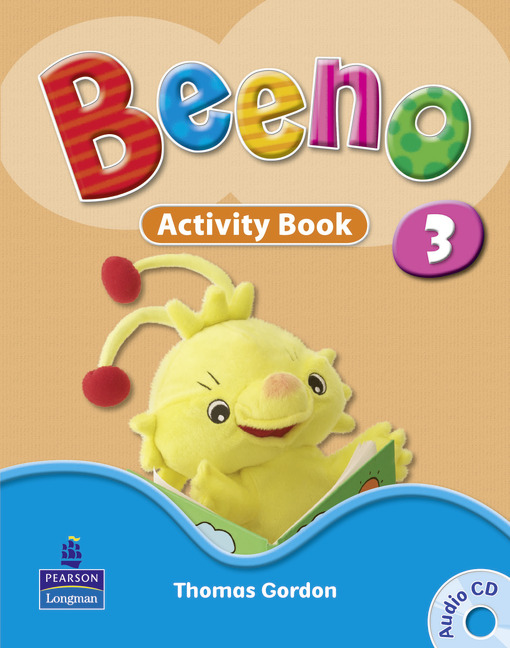 Beeno 3 | Activity Book (with CD)