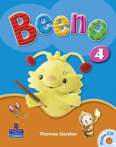 Beeno 4 | Student Book with CD