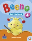 Beeno 4 | Activity Book (with CD)