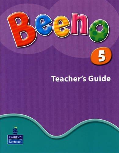 Beeno 5 | Teacher's Guide (English)