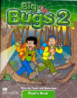 Big Bugs 2  | Activity Book