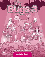 Big Bugs 3  | Activity Book