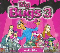 Big Bugs 3  | Audio CD