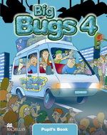 Big Bugs 4  | Pupil's Book