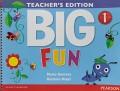 Big Fun 1  | Teacher's Edition