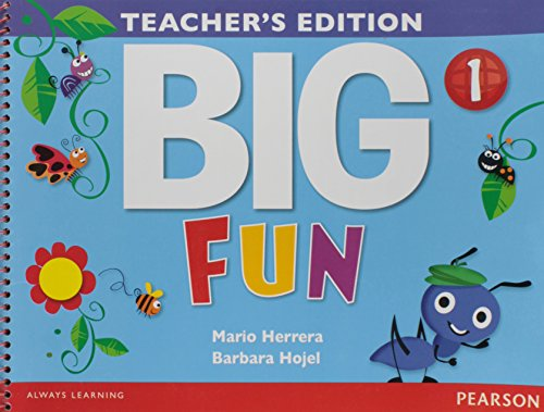 Big Fun 1  | Teacher's Edition