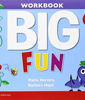 Big Fun 1  | Workbook with Audio CD