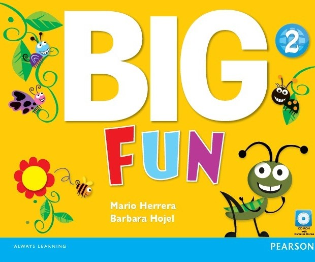 Big Fun 2  | Student Book
