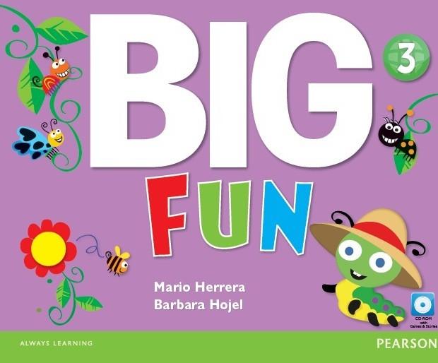 Big Fun 3    Student Book