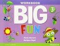 Big Fun 3  | Workbook with Audio CD