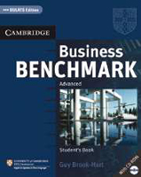 Business Benchmark Advanced | Student's Book with CD-ROM BULATS Ed.