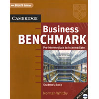 Business Benchmark Pre-intermediate - Intermediate | Personal Study Book BEC and BULATS Edition