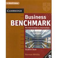 Business Benchmark Pre-intermediate - Intermediate | Teacher's Resource Book BEC and BULATS Edition
