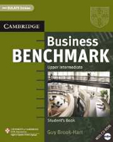 Business Benchmark Upper Intermediate | Class Audio CDs (2) BULATS Edition