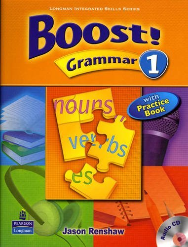Boost! Grammar 1 | Student Book with CD