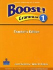 Boost! Grammar 1 | Teacher's Edition