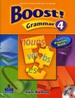 Boost! Grammar 4 | Student Book with CD