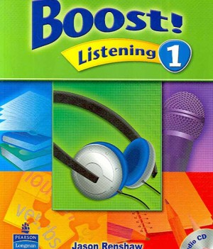 Boost! Listening 1 | Student Book with CD