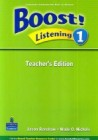 Boost! Listening 1 | Teacher's Edition