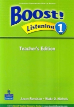 Boost! Listening 1 | Teacher's Edition