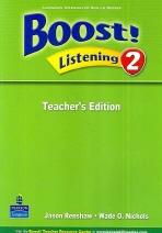 Boost! Listening 2 | Teacher's Edition