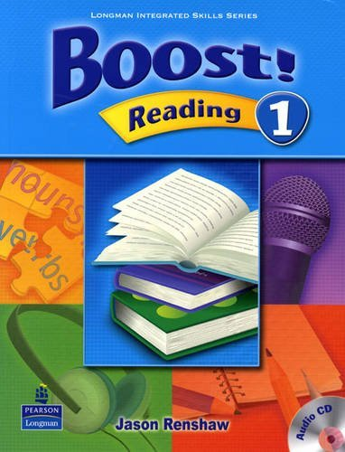 Boost! Reading 1 | Student Book with CD