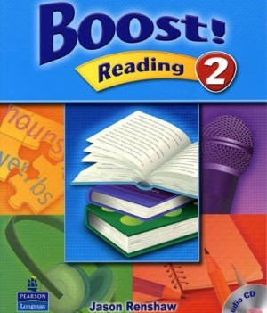 Boost! Reading 2 | Student Book with CD