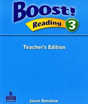 Boost! Reading 3 | Teacher's Edition