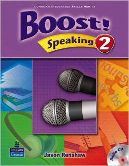 Boost! Speaking 2 | Student Book with CD